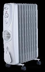 Range - NY20ERF-9L-9-Fin-Oil-Heater