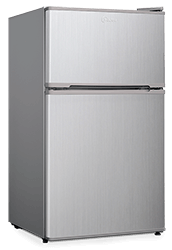 Range - HD-113FN(S2N)-S-(Double-Door-Bar-Fridge)